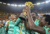 Nigeria African Cup of Nation Champion 2013 mini up