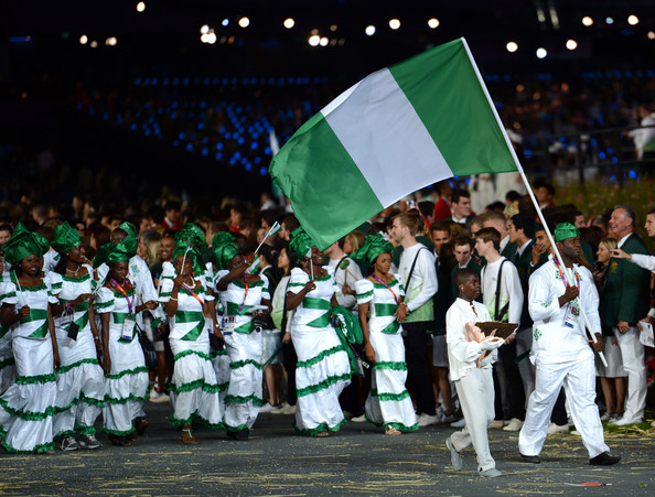 Nigeria Olympic Team 2012